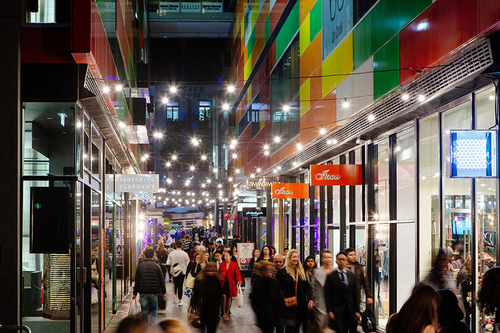 Arnsdorf launches showroom shopping experience in Melbourne's QV