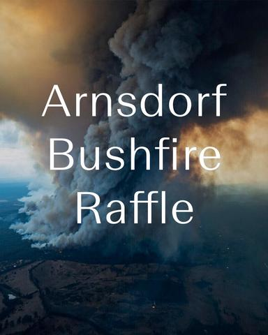 Raffle to Support Bushfire Relief