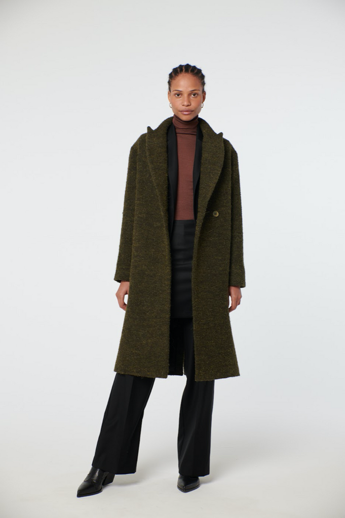 Our Beautiful New Coat, Looking for Utopia plus Tom Polo & Sarah Contos