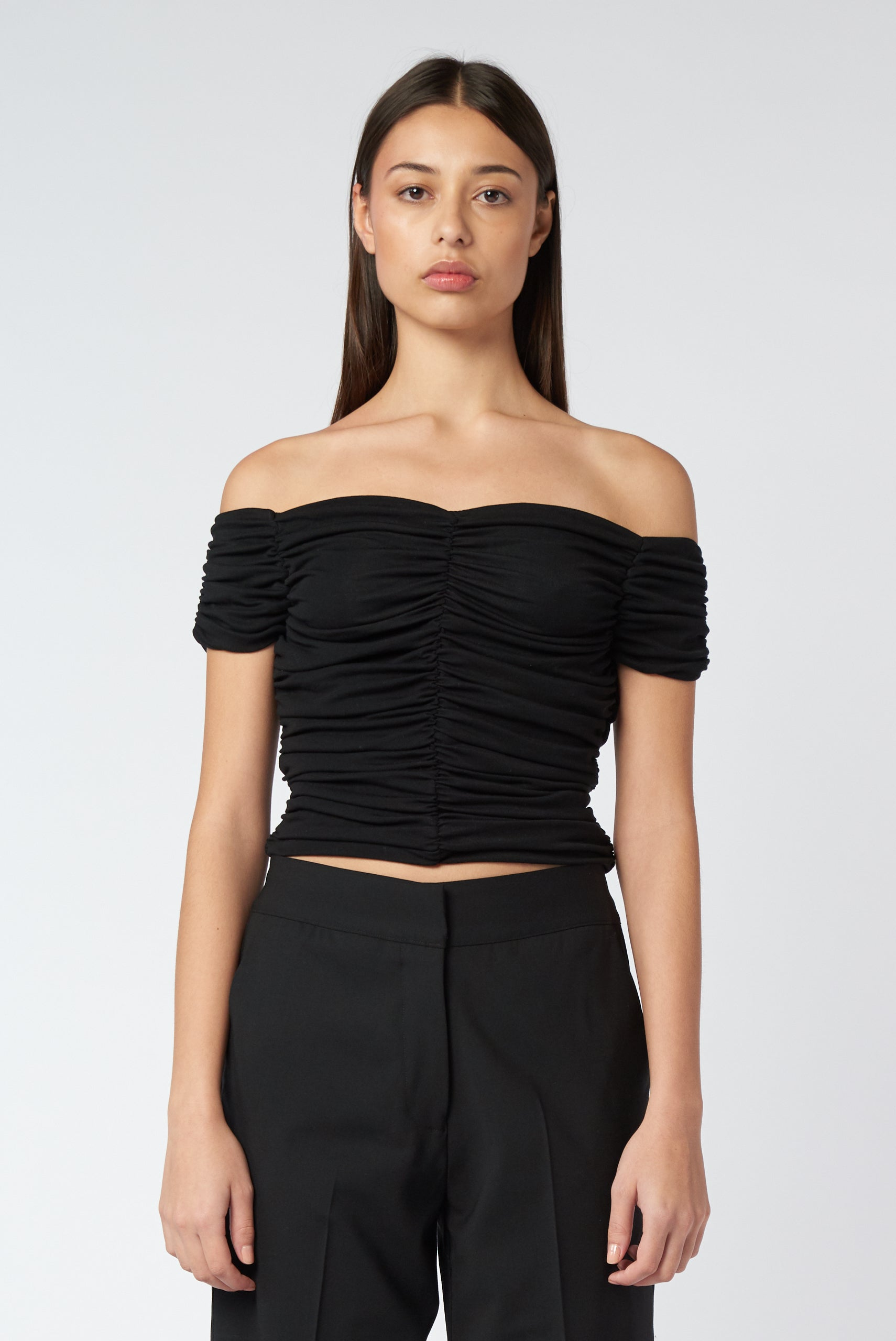 Molly Top - Black
