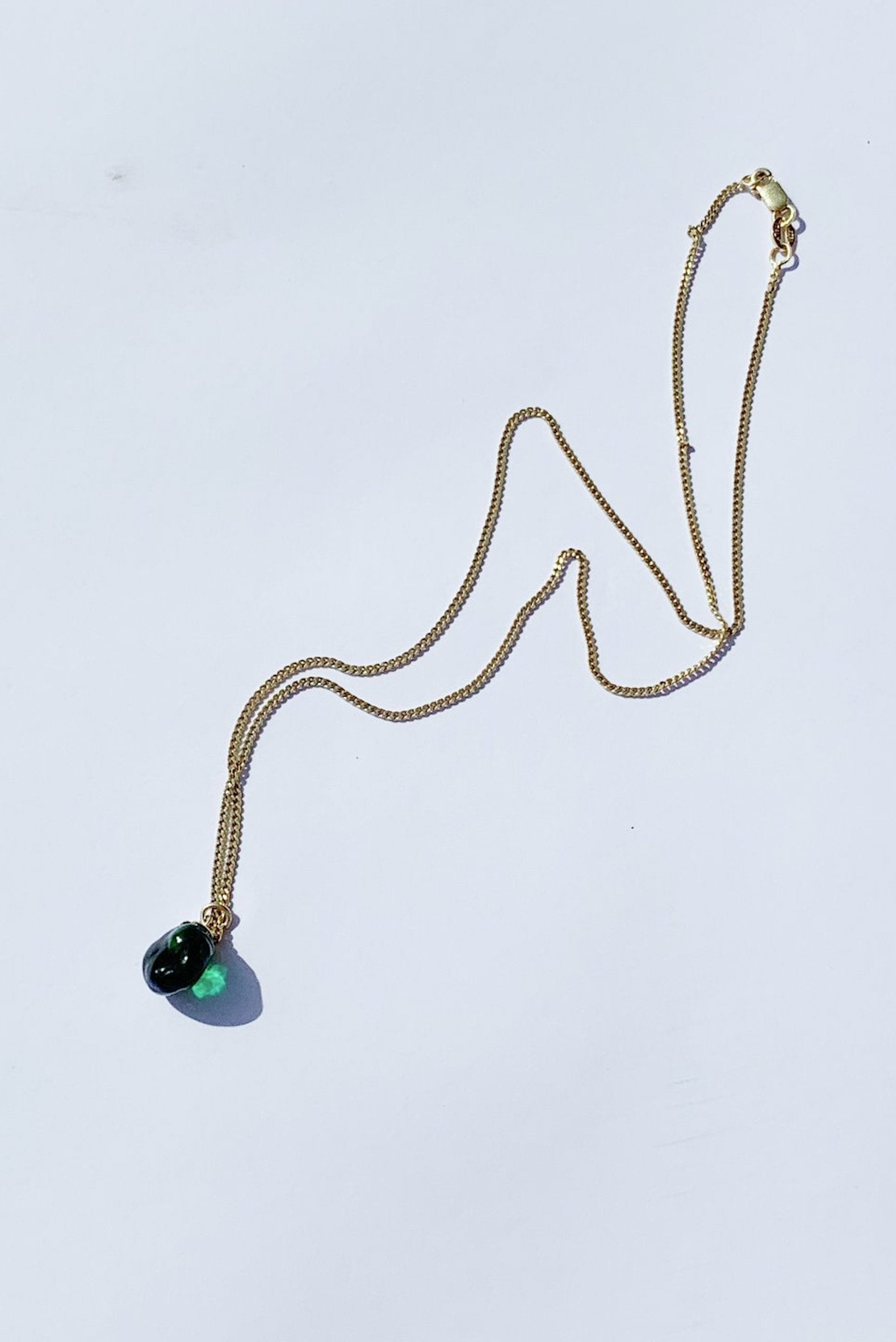 MARS Emerald Lara Necklace