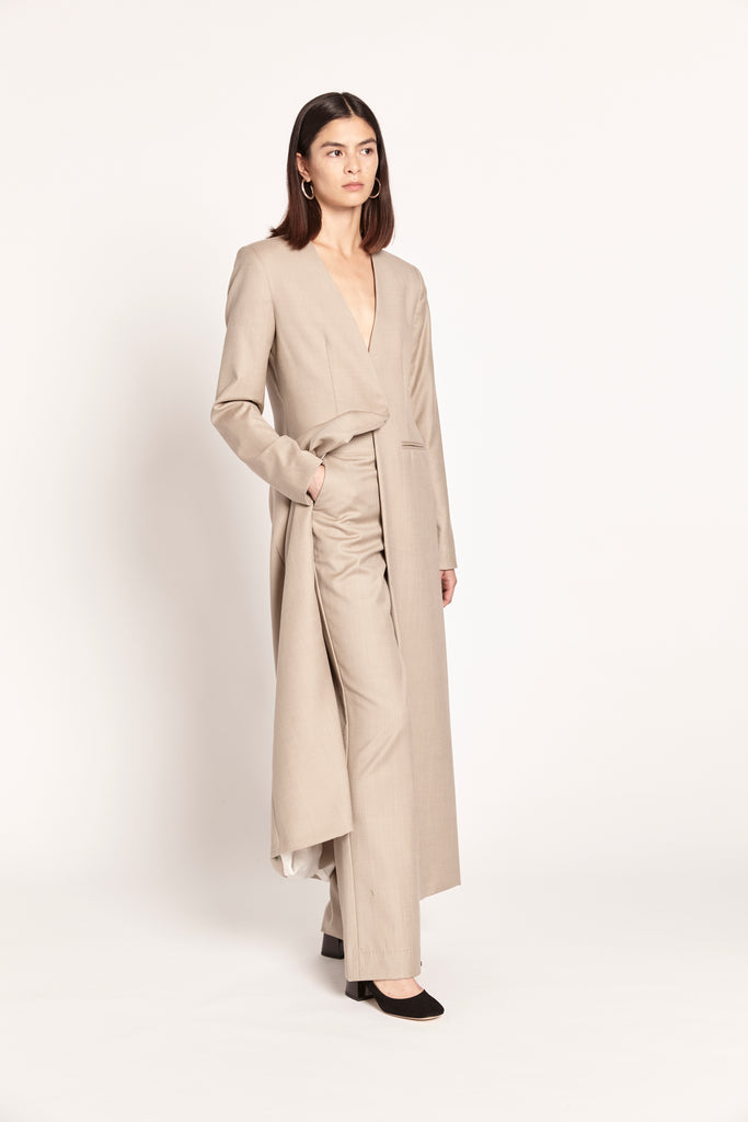 Gillian Coat - Cashmere Wool