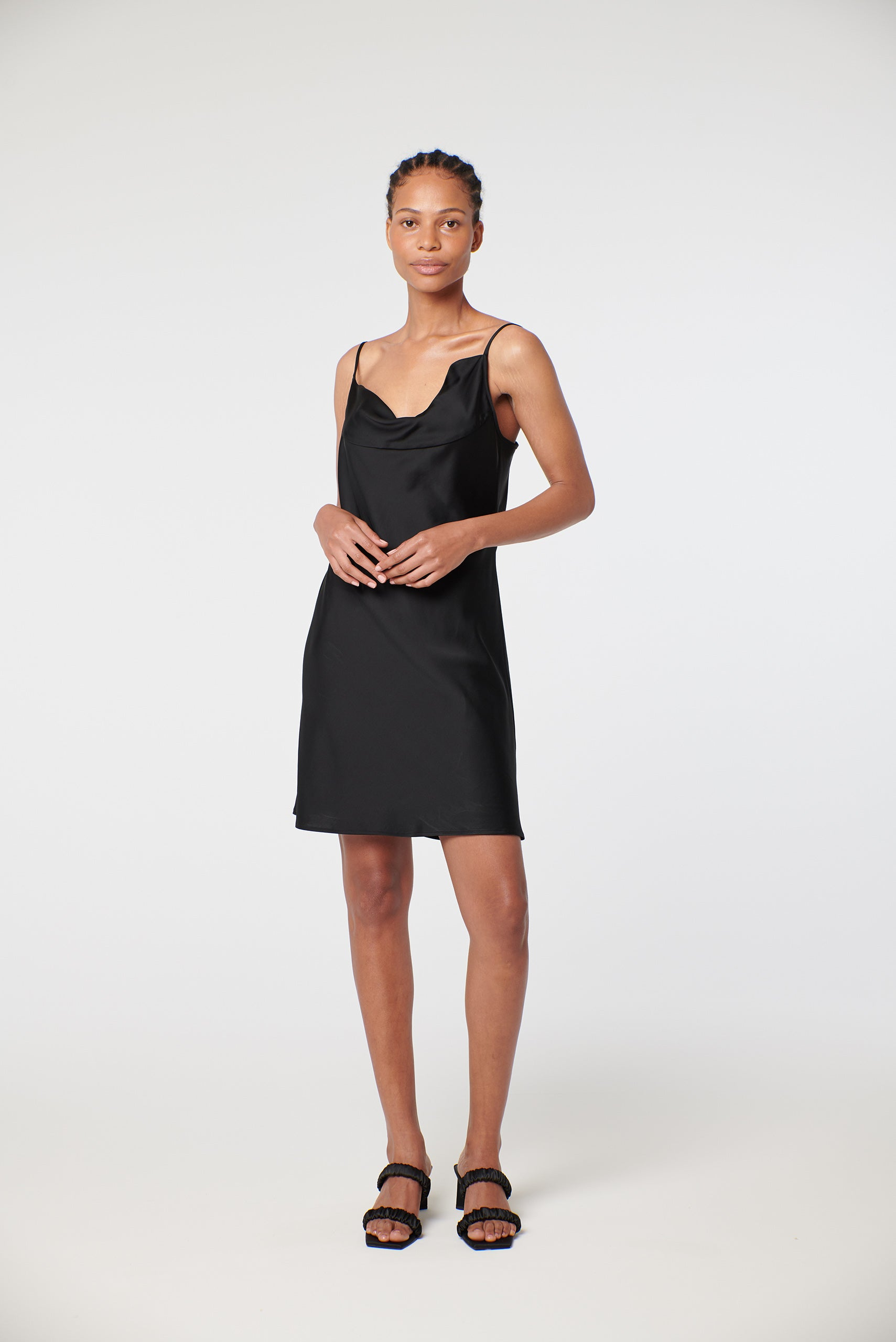Siena Dress - Black