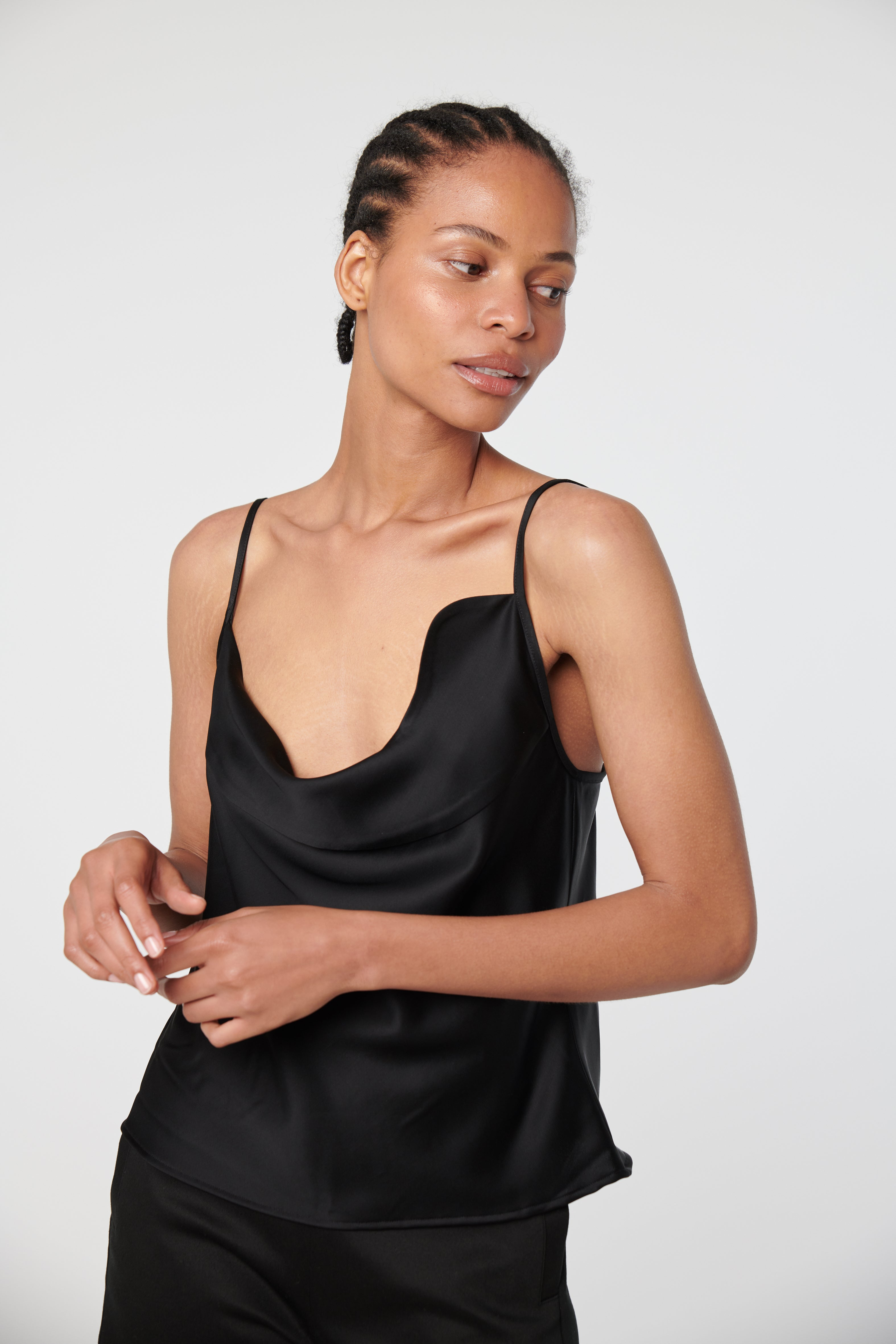 Siena Top - Black