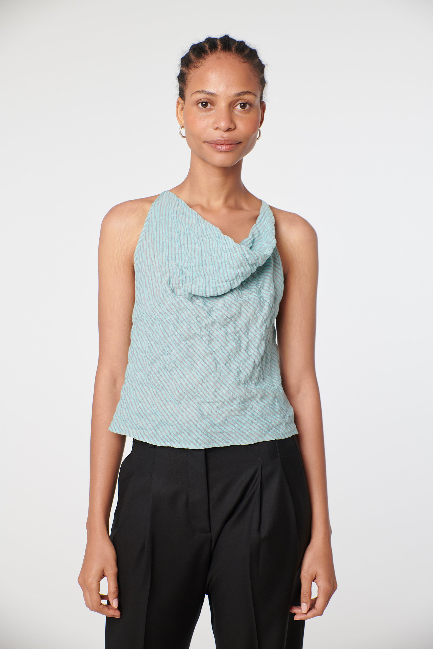 Faye Top - Stripe