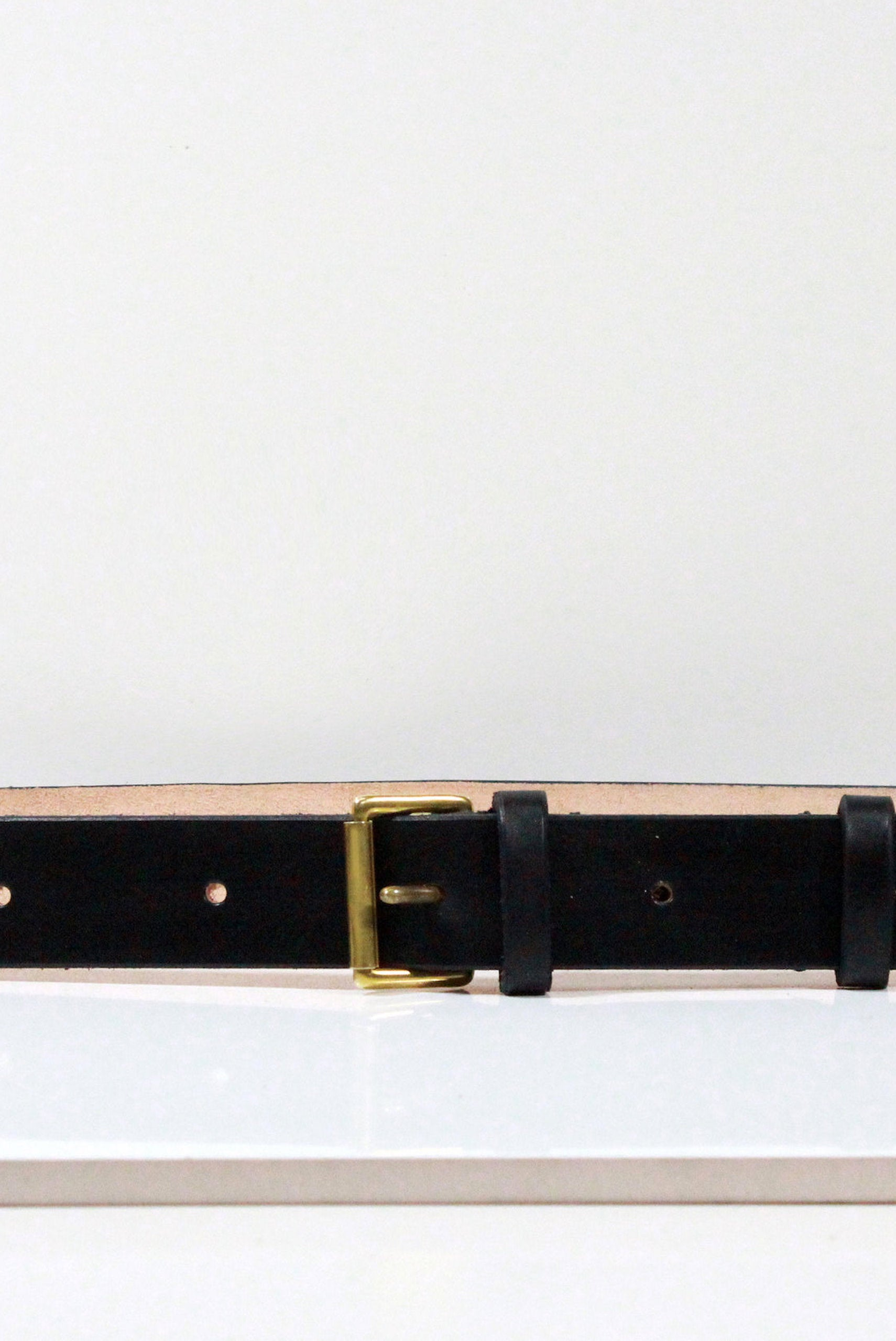 Actually Existing Double Classic Belt - Black
