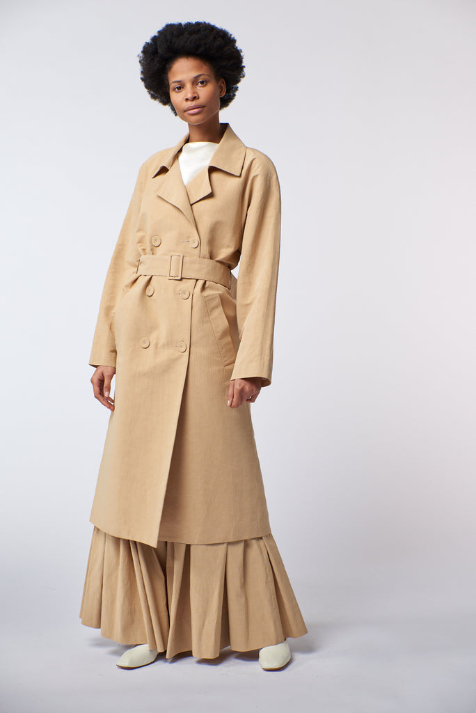 Arnsdorf Trench Coat
