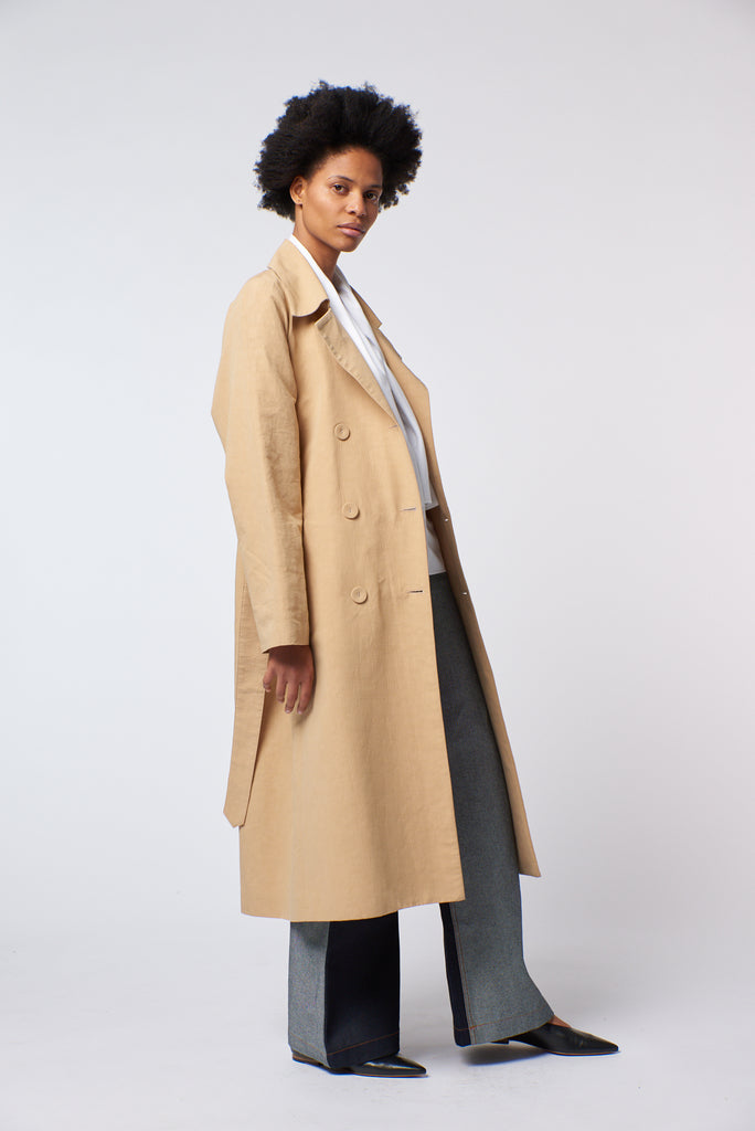 Classic Trench - Beige