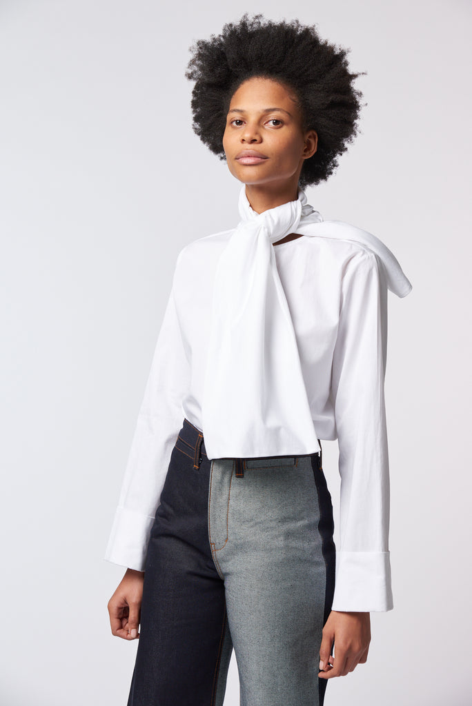 Prudence Shirt - White