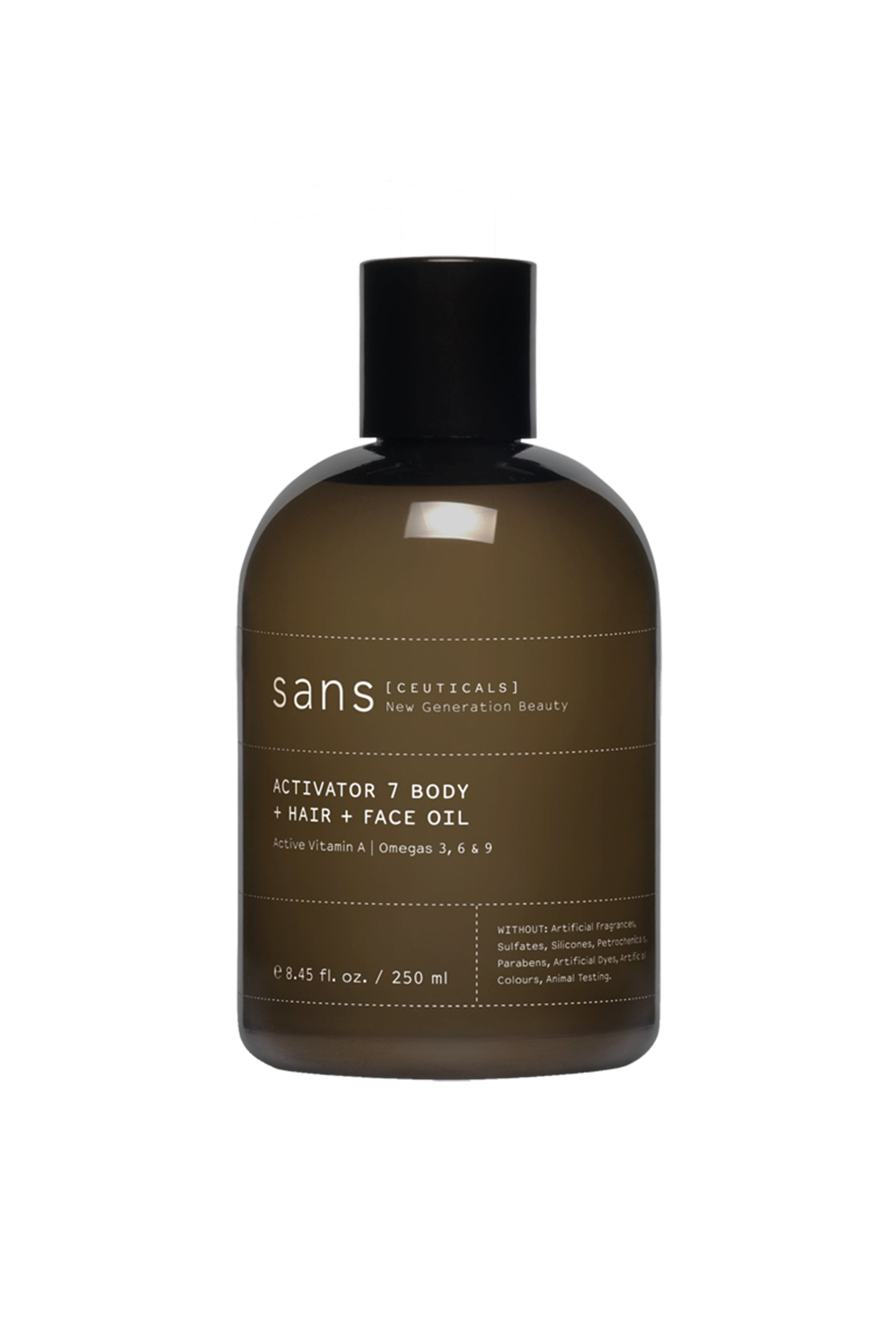 Sans [ceuticals] - Activator 7 Body + Hair + Face Oil