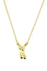 Holly Ryan Gold Mini Torse Necklace