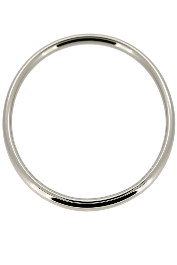 Holly Ryan Silver Classic Round Bangle