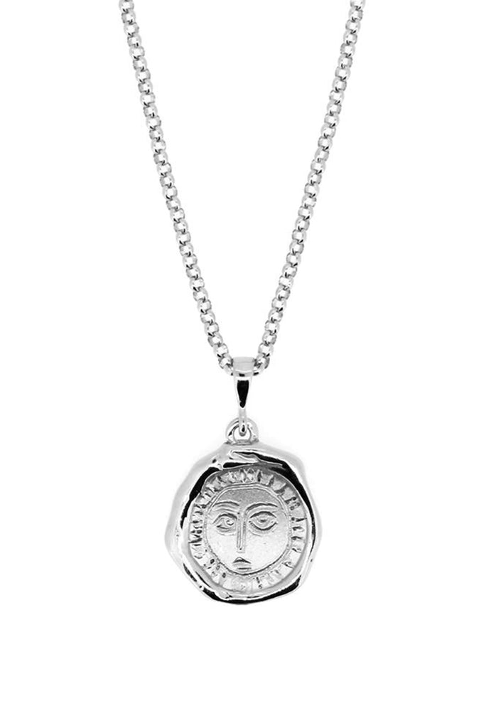 Holly Ryan Silver Picasso Necklace