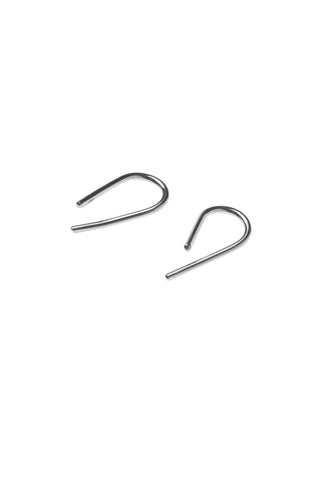 Ear Hooks - Large Teardrop