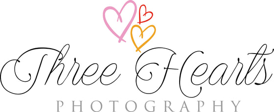Three Hearts Photography