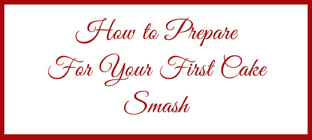 How to Prepare for Your First Cake Smash