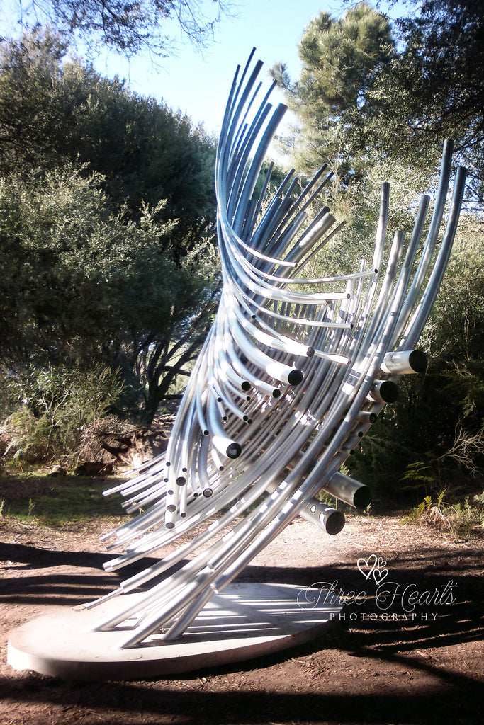 McClelland Sculpture Park - Family Fun Outing