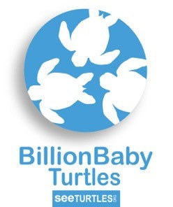 Turt Sunglasses is pleased to partner with Billion Baby Turtles and SEE Turtles