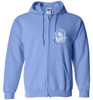 Turt Vibe Zip Hoodie - Big and Tall