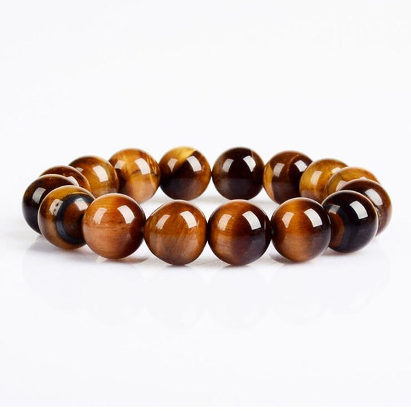 Tiger eye stone beads  - Turt Life