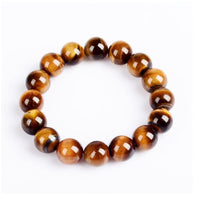 Tiger eye stone beads  - Turt Vibe