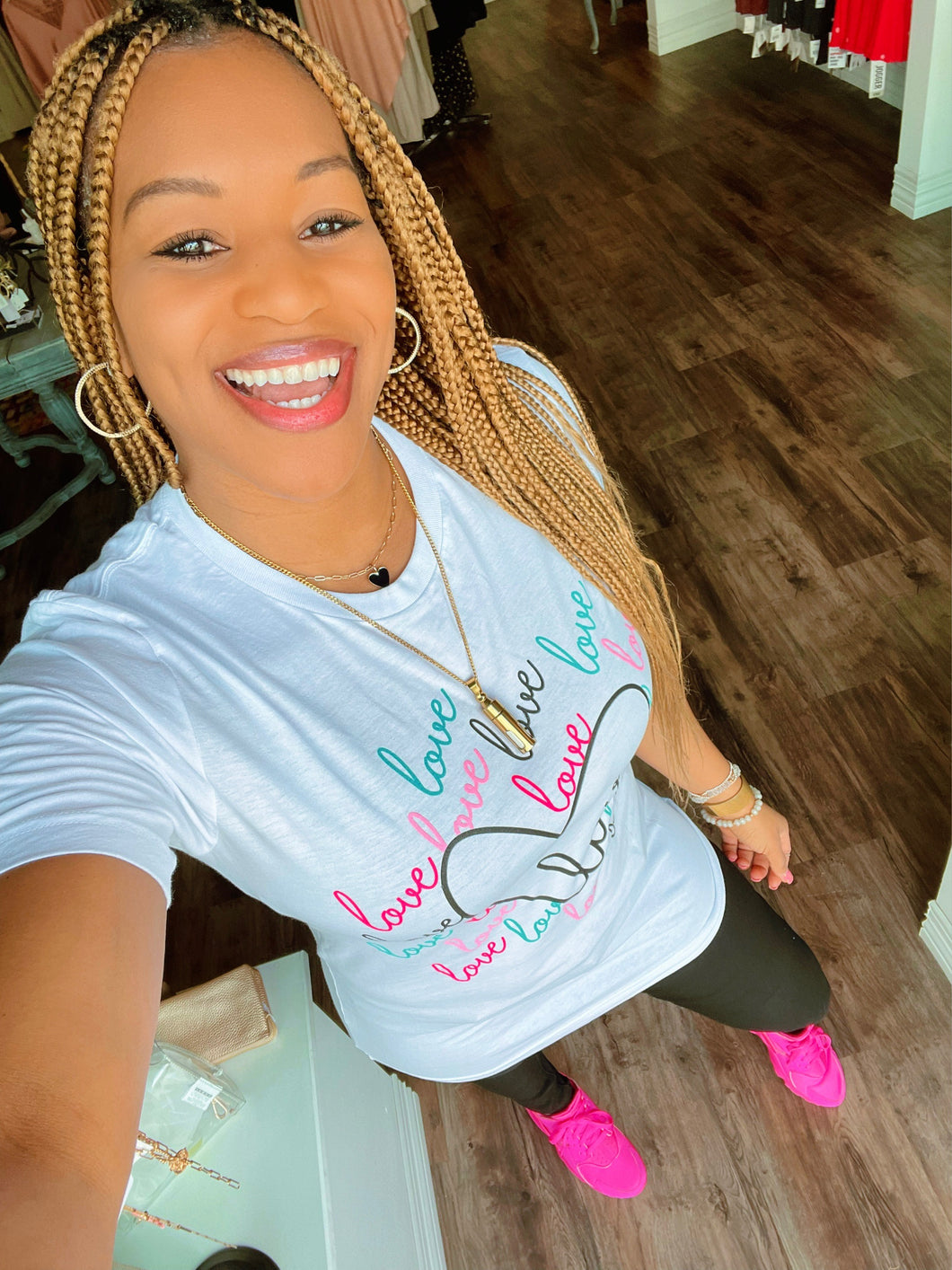 Corie Teal Strapless Dress