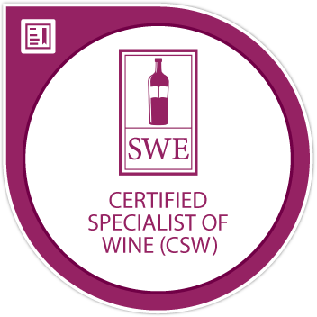 CSW Prep Course Tasting Fee