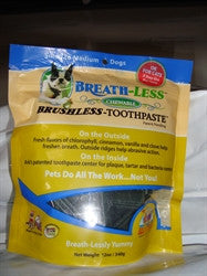 Brushless Toothpaste (Small to Medium Dogs)