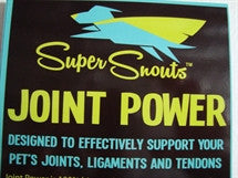 DYD, Super Snouts Joint Powder with Green Lip Mussels
