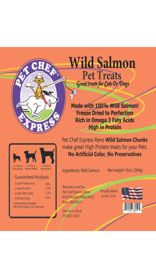 PCE Wild Salmon Treat, 10oz