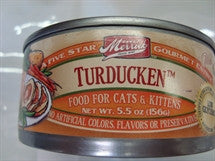 Merrick Canned Cat Food - Turducken a Turkey