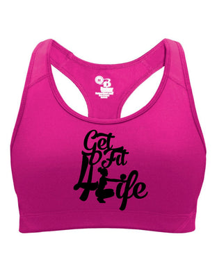 Ladies Sports Bra Top (4636) (Limited Supply)