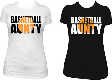 Basketball Aunt