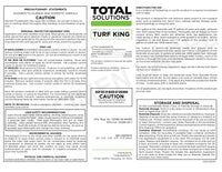 Turf King - Prometon - 10:1 Concentrate, Soil Sterilant - Empire Chemical