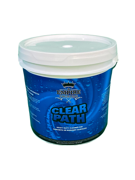 Clear Path - Premium Concrete & Asphalt Surface Heavy Duty Cleaner - Empire Chemical