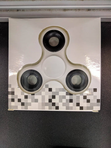 plain plastic spinner