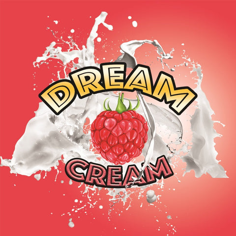 Dream Cream Raspberry Cream