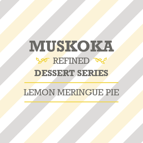 Muskoka Refined Lemon Meringue Pie