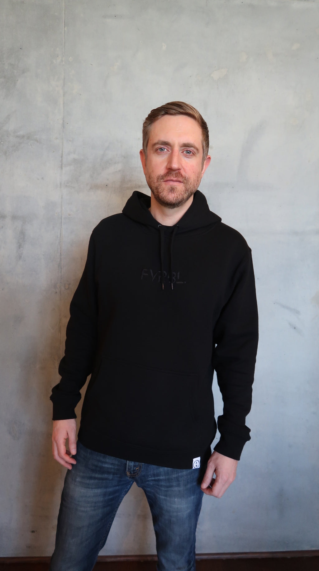 FVRBL Pull Over Hoodie