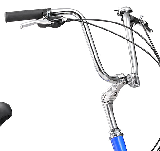 Easy to Reach Handlebars