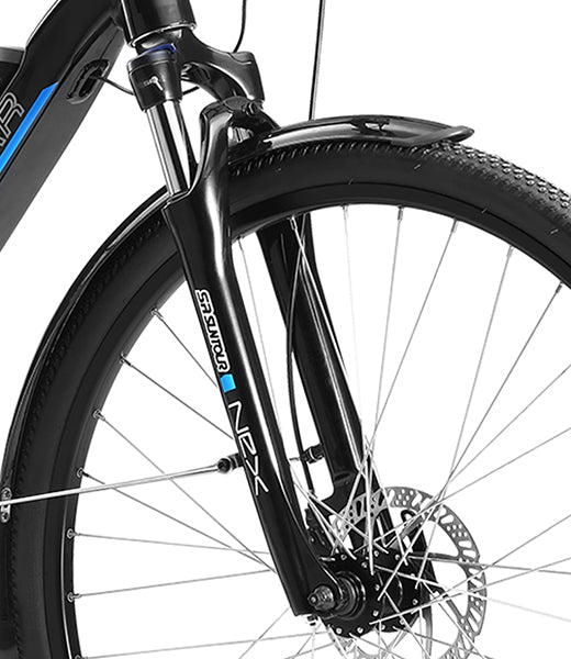 SR-Suntour Adjustable Suspension Forks