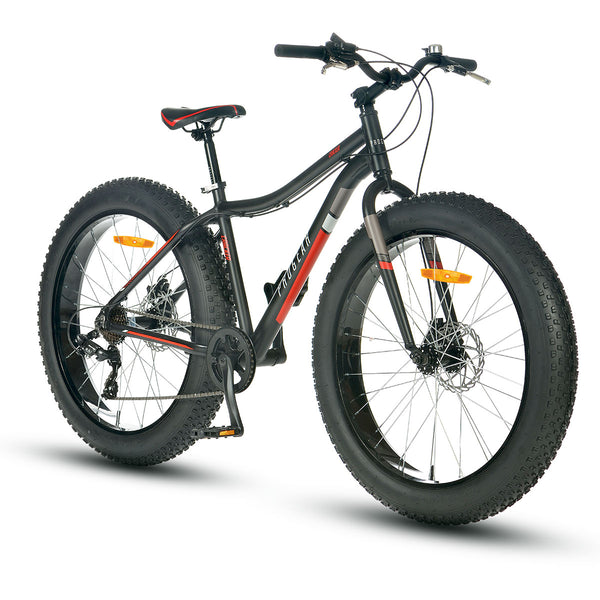 Cracker Fat Tyre Bike - Black