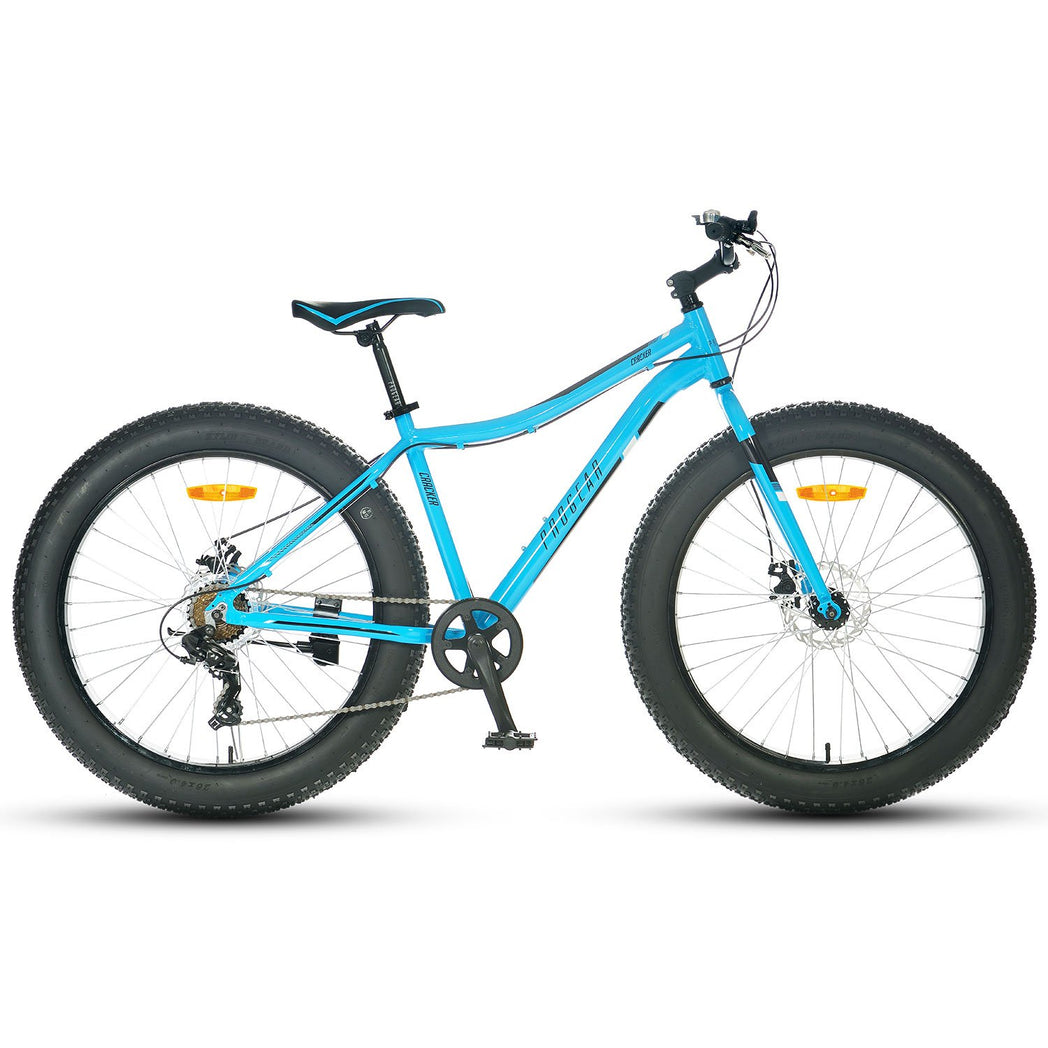 Cracker Fat Tyre Bike - Blue