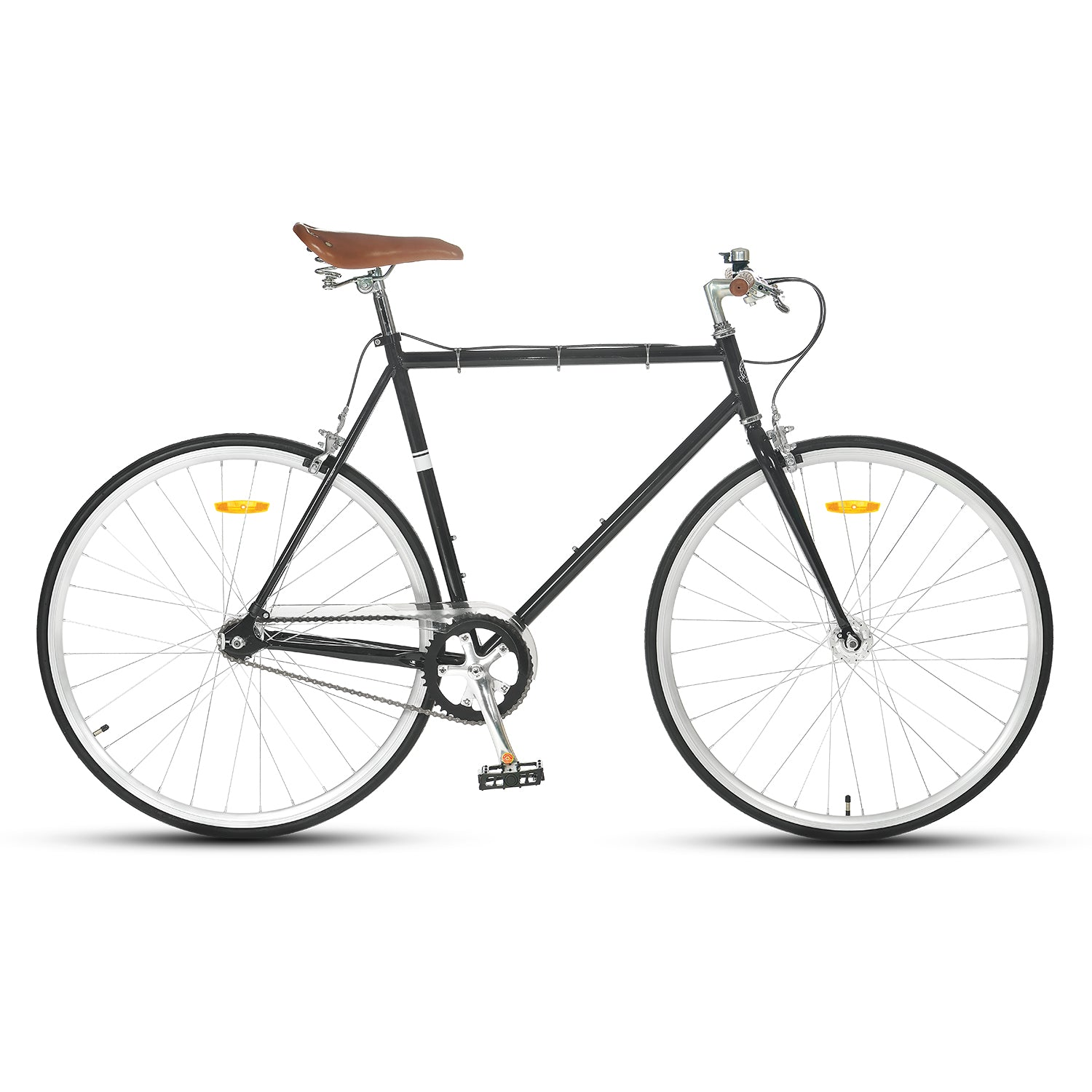 Fixie Single-Speed - Black
