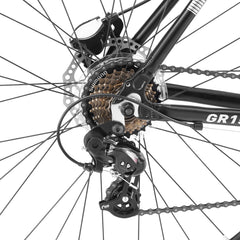 GR-150 Adventure Road Bike - Black