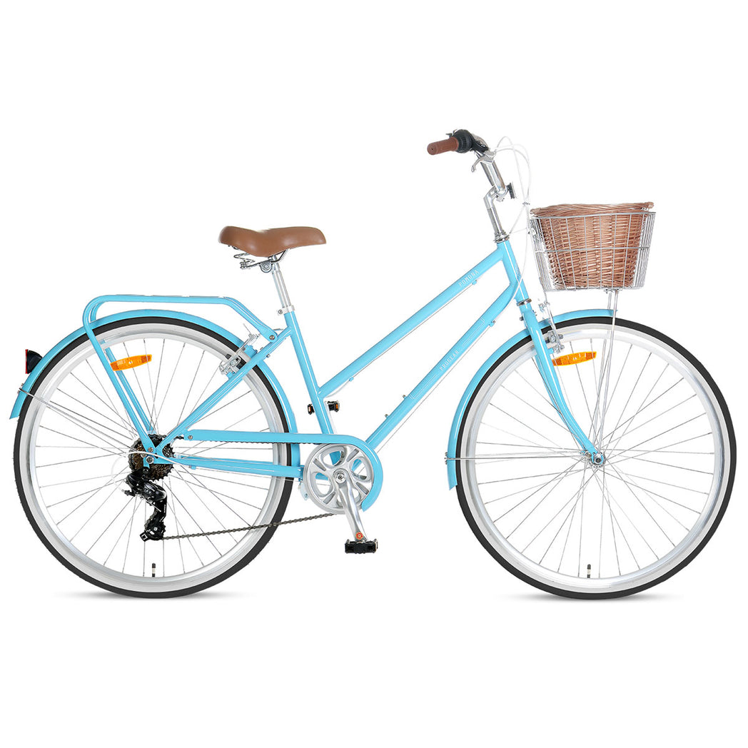 Pomona Retro Bike - Sky Blue