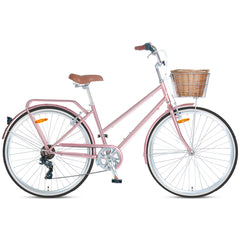 Pomona Retro Bike - Rose Gold