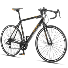 RD-120 Road Bike - Black Ember