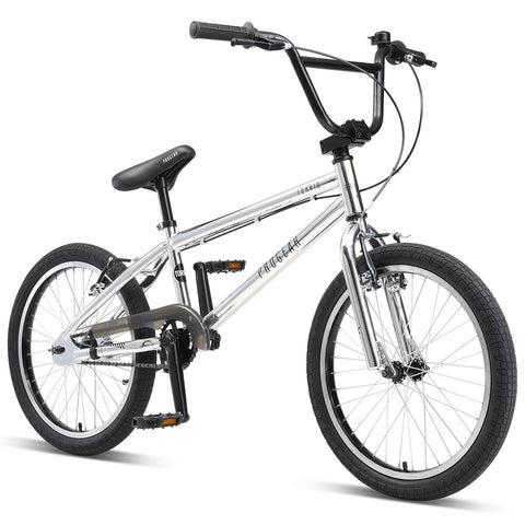 "Torrid 20"" BMX - Metallic Chrome"
