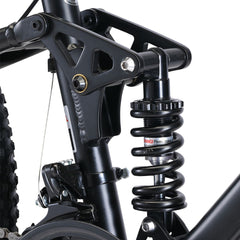 Trail Dual Suspension Mountain Bike - Brass Gold